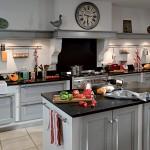 photos cuisine grise Fanny