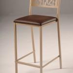 chaise de cuisine moderne slide
