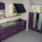 couleur de cuisine moderne Paula
