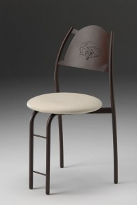 chaise design cuisine gaelle