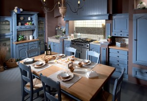 cuisine gris bois Agathe & Marianne