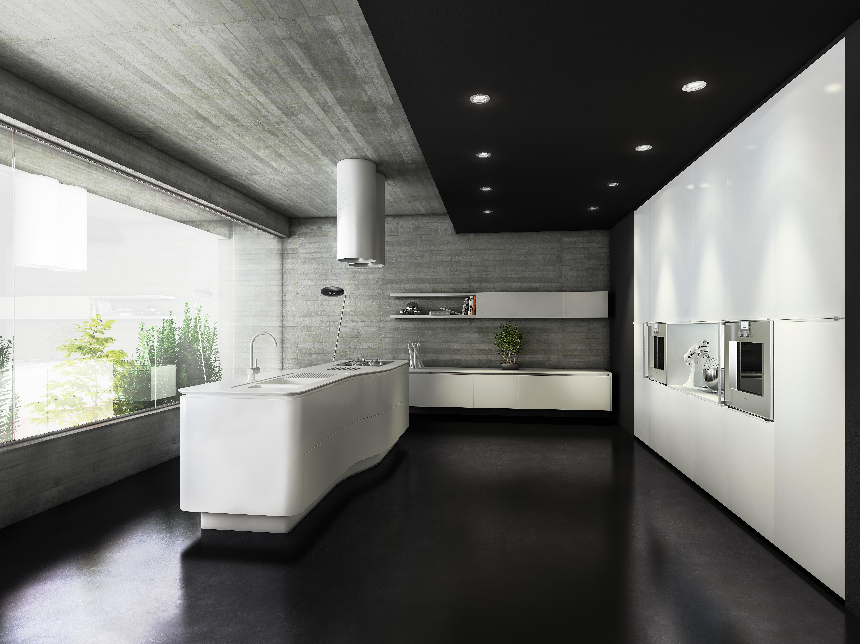 Cuisines modernes et design, modèles cuisines modernes - Action Prix