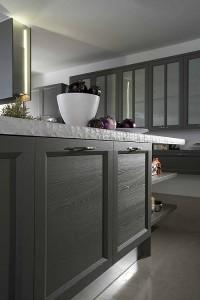 cuisine moderne grise MT920